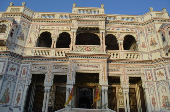 Heritage Mandawa , more than a century old Haveli