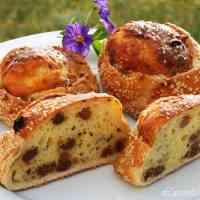 Traditional Cypriot Flaouna Recipe (Flaounes)
