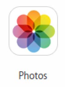 Logo Photo IOS8