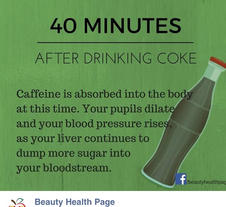 what happen to coca cola People have safely enjoyed drinking coca-cola for more than 130 years coca- cola does contain sugar and caffeine, and like any soft drink, it can be enjoyed.