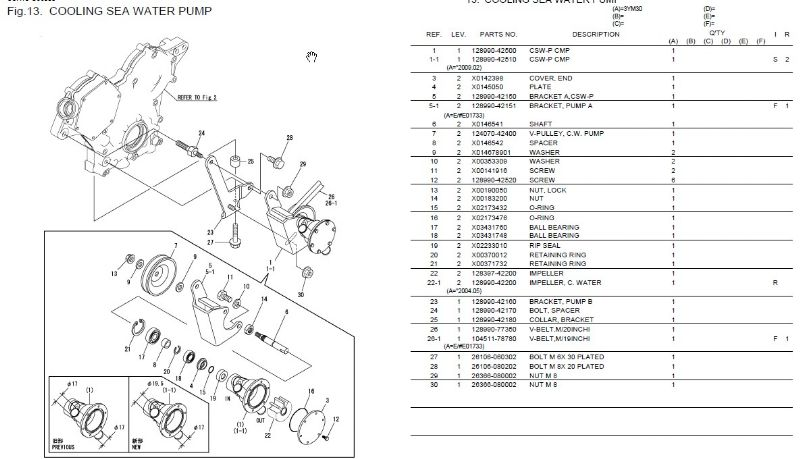 yanmar tachometer wiring diagram