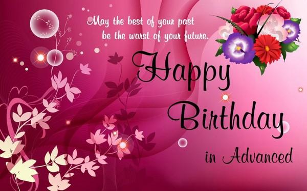 110 Unique Happy Birthday Greetings with Images - My Happy Birthday