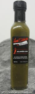 Jalapeno Gin Hot Sauce