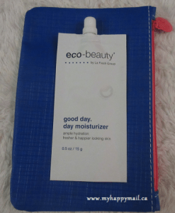 Eco-Beauty Good Day Day Moisturizer