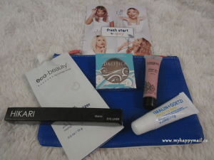 Ipsy January 2015 Glam Bag Contents