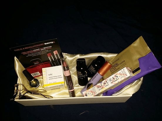 Luxe Box Winter 2014 Subscription Box