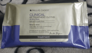 Paula's Choice KP Treatment Cloths