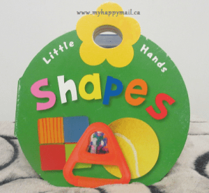 Little Hands Shapes Book