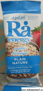 Ra Energy Mix - Plain