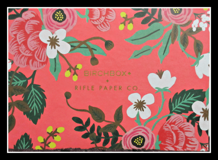 Birchbox April 2015