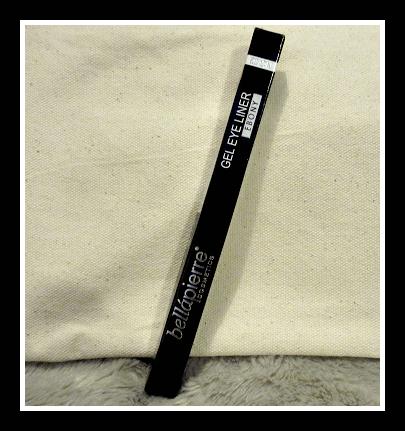 BelláPierre Cosmetics Waterproof Mineral Gel Eyeliner Pencil