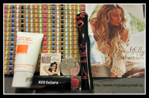 Ipsy April 2015 Beautiful Bohemian