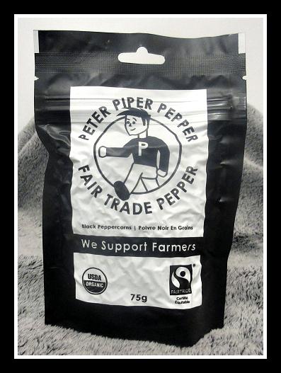 Peter Piper Pepper