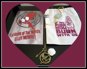 Fandom of the Month Club July 2015 The Hunger Games Theme