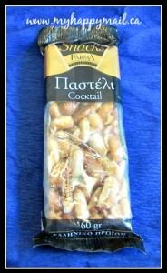 Peanut Pasteli