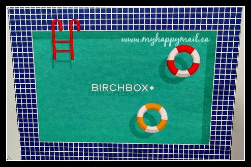 Birchbox Canada August 2015