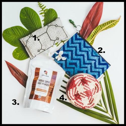 GlobeIn Artisan Subscription Box - The Wellness Box Full Spoilers plus Free Box Promo