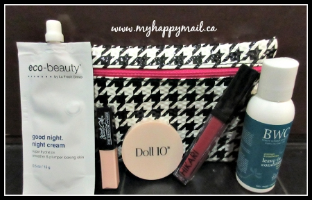 Ipsy August 2015 Glambag Subscription Box Review