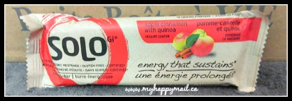 Little Life Box Canadian Subscription Box Review Solo Gi Energy Bar