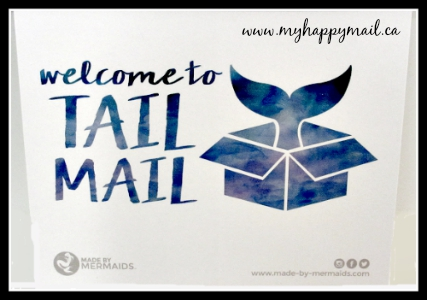 Tail Mail Subscription Box
