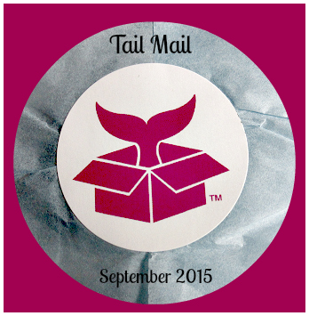Tail Mail by Made by Mermaids Subscription Box Review September 2015