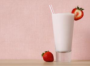 nutrisystem strawberry shake