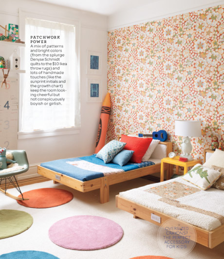 Unisex Décor for Kids Rooms When Pink or Blue Wonu0027t Do! - My Home - unisex bedroom ideas