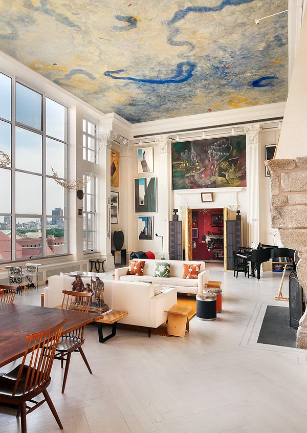 Upper west loft appartment for sale in new york 02 for Lofts in nyc for sale