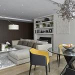 Apartment in dominanta by Alexandra Fedorova 05