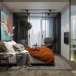 Desert loft by YoDezeen 15