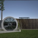 Concrete Tube House by Razvan Barsan + Partners 07