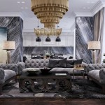 Luxury design in the neoclassical style by Building Evolution 02