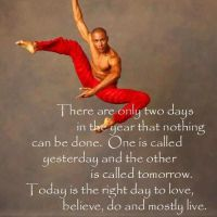 The Dalai Lama: On Today, Yesterday, and Tomorrow
