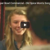 Super Bowl Commercial: Smellcome to Manhood via Old Spice