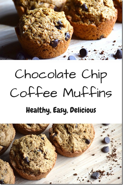 Chocolate Chip Coffee Muffins 6