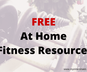 Free At Home Fitness Resources