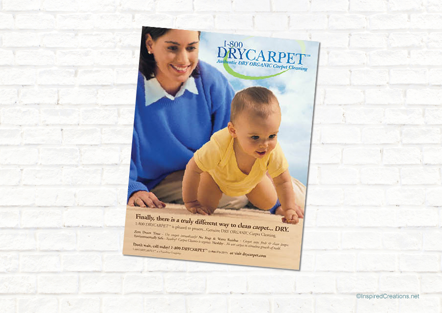 1 800 DryCarpet – Full Page