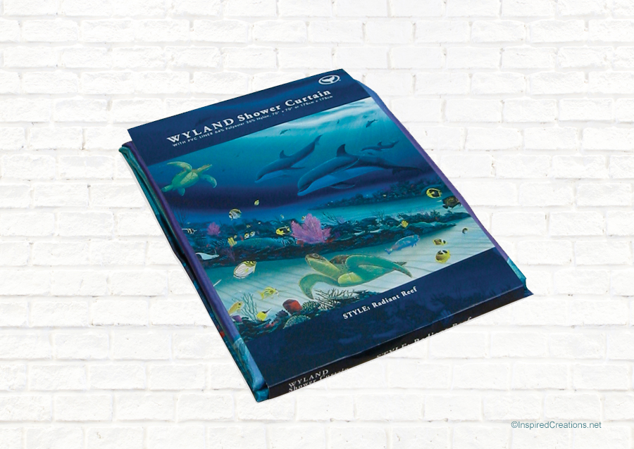 Wyland Worldwide_Shower Curtain