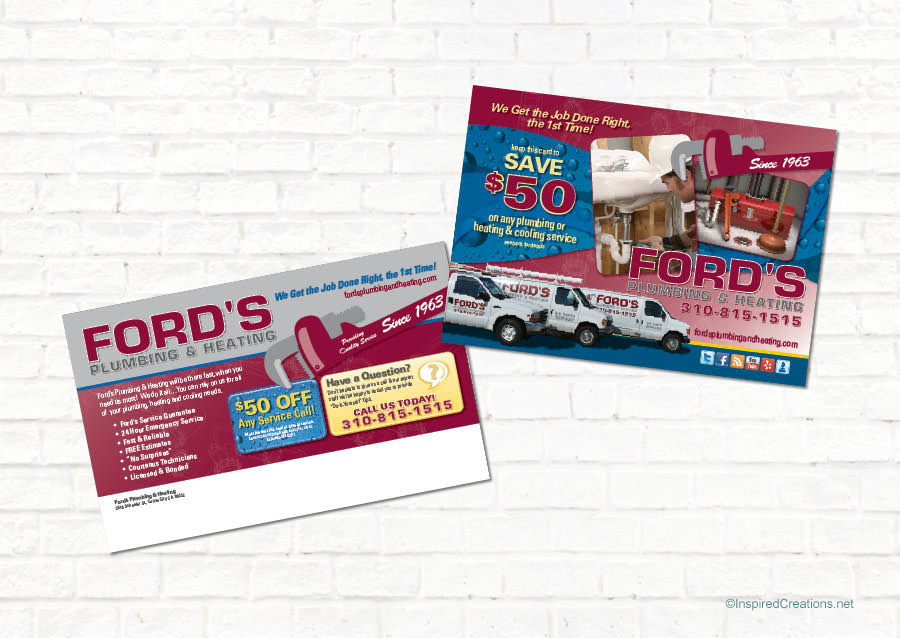 Fords Plumbing & Heating