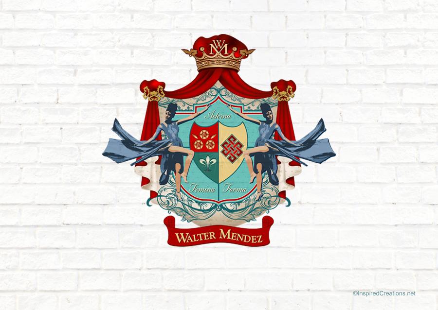 Walter Mendez_Fashion Designer