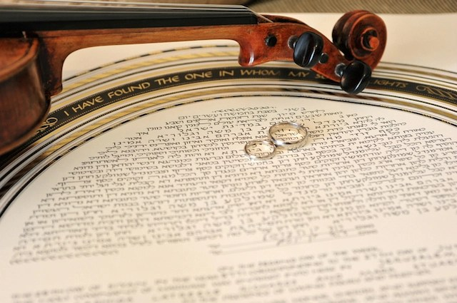 The Ketubah, or Jewish Marriage Contract My Jewish Learning