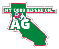 My Dogs Depend on Ag