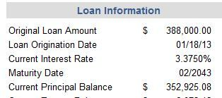 My Extra Payments towards my Auto Loan was not being applied to Principall