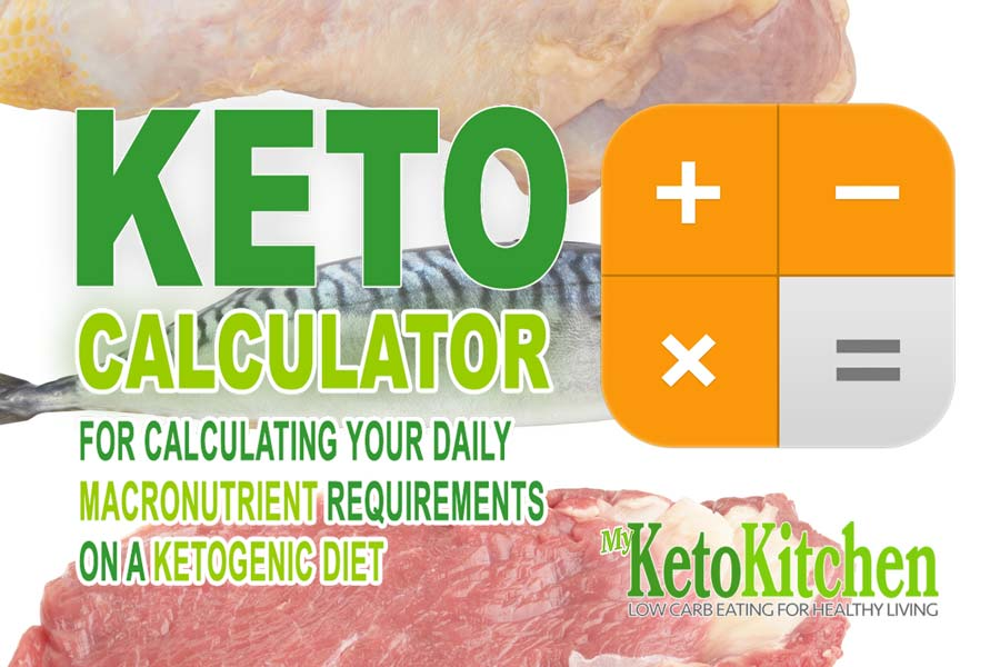 Keto Calculator - Macro Nutrient Ratios - #1 For Accuracy  Best Results