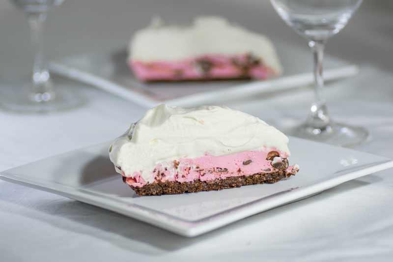 Low Carb Raspberry Chocolate Cream Pie My Keto Kitchen