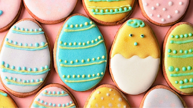 10 Cute  Easy Easter Cookies The Kids (And You) Will Love