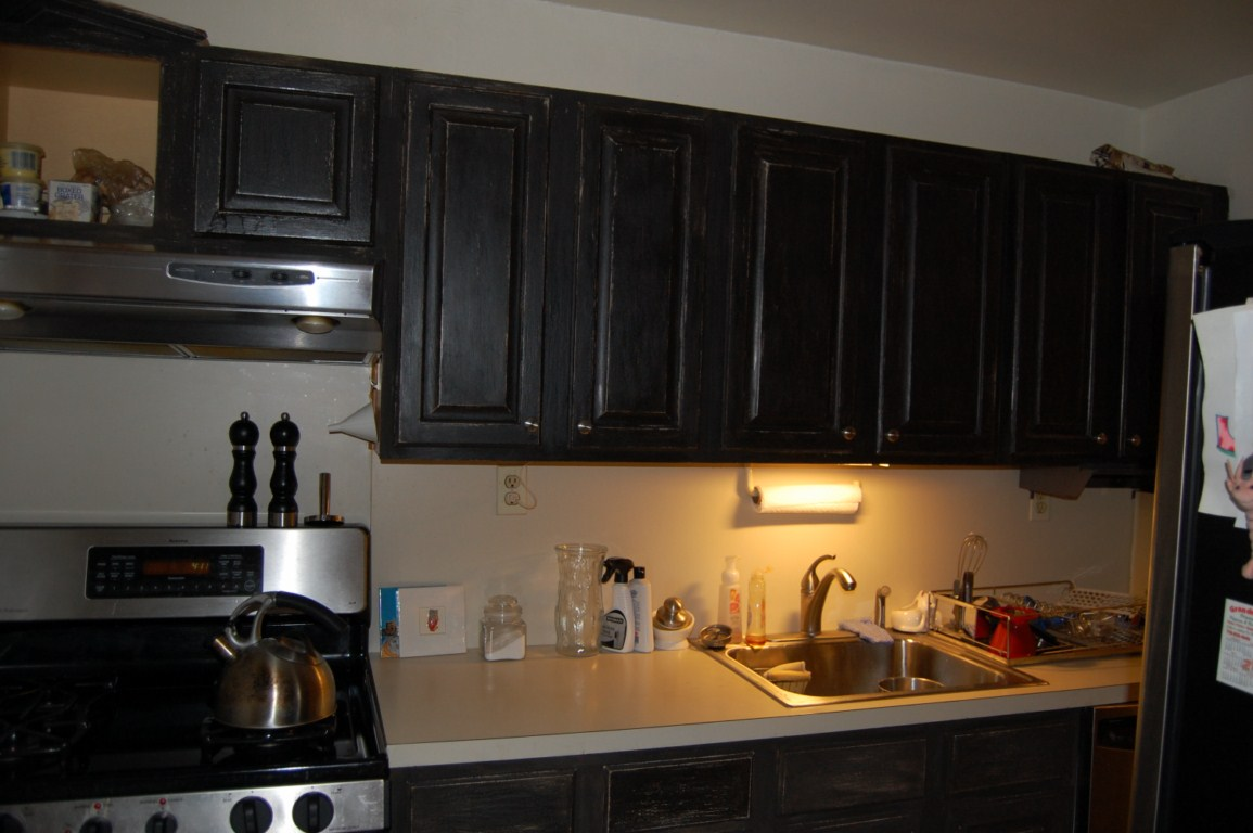 Simple Tips For Painting Kitchen Cabinets Black My