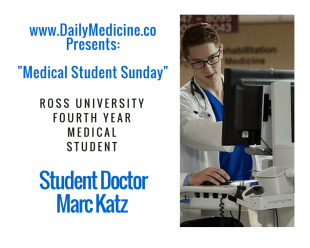 Medical Student Sunday Interview with Daily Medicine