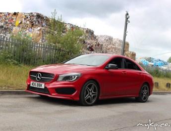 Mercedes CLA Review