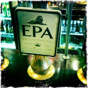 English Pale Ale (EPA) - Marston's Brewery